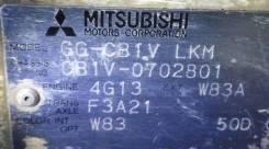 Автоматическая коробка переключения передач. Mitsubishi Mirage Mitsubishi Dingo Mitsubishi Lancer Mitsubishi Libero Двигатель 4G13