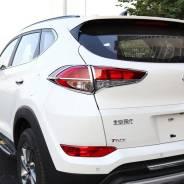 Накладка на стоп-сигнал. Hyundai Tucson