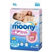 Moony. 0-5 кг 90 шт