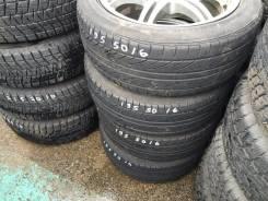 Bridgestone B700. Летние, 2005 год, износ: 40%, 4 шт
