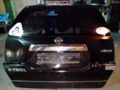 Дверь багажника. Nissan X-Trail, T31