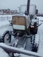 ЮМЗ 6. Трактор экскаватор ЮМЗ-6