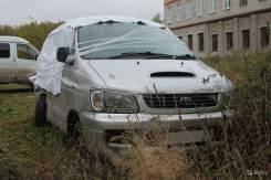 Toyota Noah. ПТС ЛИТ -АЙС Ноах 99г диз 2.2-СR40 Серебро