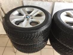 Комплект колес с зимней резиной на BMW X6/X5. 9.0x19 ET19