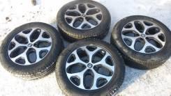 Renault. 6.5x17, 5x114.30, ET50, ЦО 66,1мм.