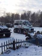 Peugeot. Снегоболотоход Пежон, 2 500 куб. см.