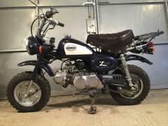Honda Monkey. 49 куб. см., исправен, без птс, с пробегом