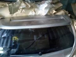 Спойлер на заднее стекло. Subaru Forester