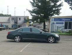Mercedes-Benz S-Class. автомат, 4wd, 5.5 (388 л.с.), бензин, 194 000 тыс. км