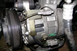 Компрессор кондиционера. Toyota Mark II, JZX100 Двигатель 1JZGE