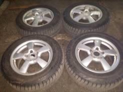 Комплект зимних колес + резина 2013 г. 7.0x16 5x114.30 ET38