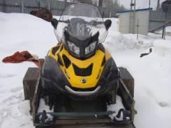 BRP Ski-Doo Skandic SWT 550F. исправен, есть птс, с пробегом