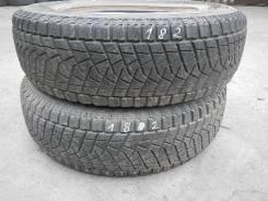 Bridgestone Blizzak DM-Z3. Зимние, без шипов, 2005 год, износ: 30%, 2 шт