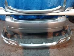 Обвес кузова аэродинамический. Toyota Mark II Wagon Blit Toyota Mark II