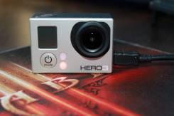 GoPro HD HERO3. с объективом