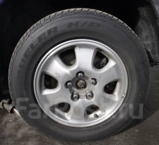 Комплект летних колес 215/70R16. 6.5x16 5x114.30 ET45