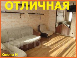 1-комнатная, улица Каплунова 8. Луговая, агентство, 33 кв.м. Комната