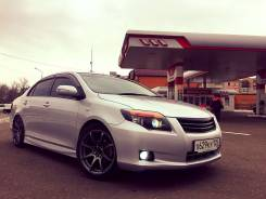 Toyota Corolla Axio. механика, передний, 1.5 (110 л.с.), бензин