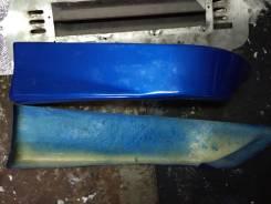 Накладка на бампер. Subaru Legacy, BE5