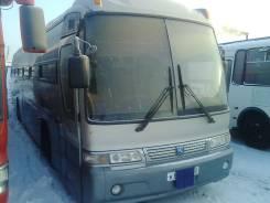 Kia. Продам или обменяю автобус киа грандбирд 2002г. в., 17 000 куб. см., 43 места