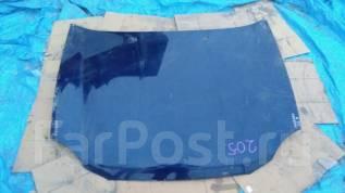 Капот. Subaru Impreza, GG3