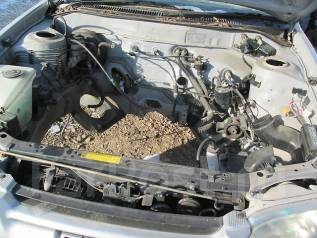 Тросик переключения автомата. Toyota Sprinter Carib, AE114, AE115