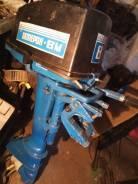 Ветерок. 8,00л.с., 2х тактный, бензин, нога S (381 мм), Год: 1994 год