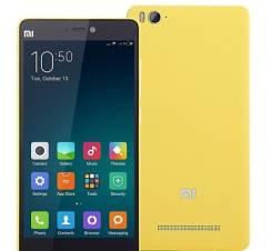 Xiaomi Mi4c. Новый