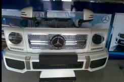 Бампер. Mercedes-Benz G-Class