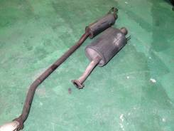 Глушитель. Honda Integra, DC5 Двигатель K20A