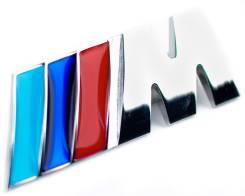 """Шильдик в решетку радиатора с логотипом """"BMW M"""""""