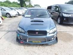 Элерон. Subaru Legacy B4, BL5