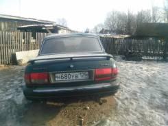 ГАЗ Волга. механика, задний, 2.0, бензин