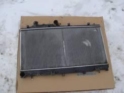 Радиатор охлаждения двигателя. Subaru Forester, SJG, SJ5 Двигатели: EJ20E, EJ20A