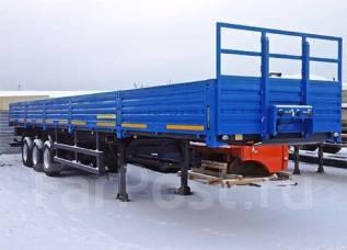 Нефаз 93341-07. Полуприцеп Нефаз 93341-38-07, 31 000 кг.