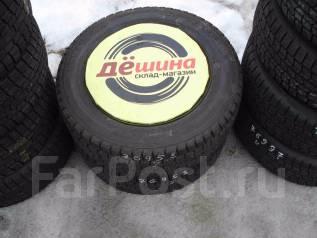 Goodyear Ice Navi Zea. Зимние, без шипов, 2012 год, износ: 10%, 2 шт