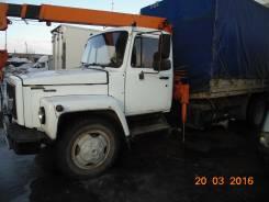 ГАЗ 3309. Продаётся грузовик газ 3309 самогруз 3т, установка КАТО-3Т,, 4 500 куб. см., 3 000 кг.