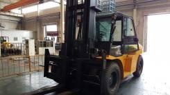 Shantui SF100. Вилочный погрузчик Volin (Shantui) SF100 c зимней кабиной, 5 795 куб. см., 10 000 кг. Под заказ