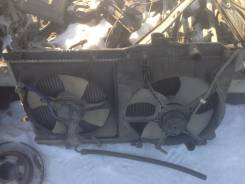 Радиатор охлаждения двигателя. Honda CR-V Honda S-MX Honda Stepwgn