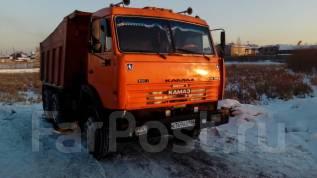 Камаз 65115. Продаю КамАЗ 65115 2007г., 10 000 куб. см., 15 000 кг.