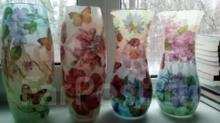 Продам вазы ручной работы