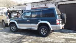 Mitsubishi Pajero. механика, 4wd, 3.5 (208 л.с.), бензин, 179 000 тыс. км