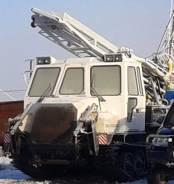 ТТЗ. Буровая установка УРБ-12 Трелевочник ТЛ-5