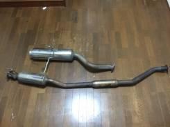 Выхлопная система. Honda Integra, ABA-DC5, DC5, ABADC5