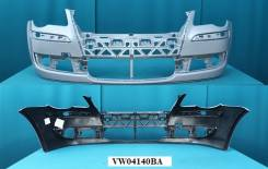 Бампер. Volkswagen Touran, 1T2 Двигатели: AZZ, BMM, ASV, BRU, BVY, BAG, BKC, AZV, BLG, BXJ, BSF, BLS, BMY, BLY, BXF, BGU, BMN, BLP, BVZ, BSX, BLR, BKD...