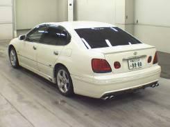Защита двигателя. Lexus GS300, JZS160