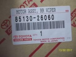 Мотор стеклоочистителя. Toyota Hiace, LH164, RZH155, LH174, LH166, LH176, LH102, LH112, LH104, LH114, RZH105, RZH103, RZH125, RZH115, LH162, LH184, RZ...