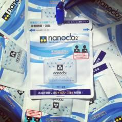 Блокатор вирусов nanoclo2 Япония средство для защиты от вирусов