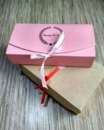 Сладкие коробочки, домашняя выпечка