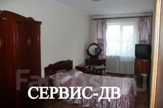 2-комнатная, улица Хабаровская 10б. Первая речка, агентство, 48 кв.м. Комната